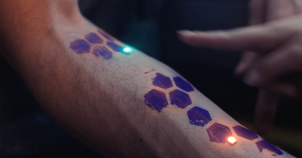 Glimpse How Electronic Tattoos Will Change The World Ideas And Designs