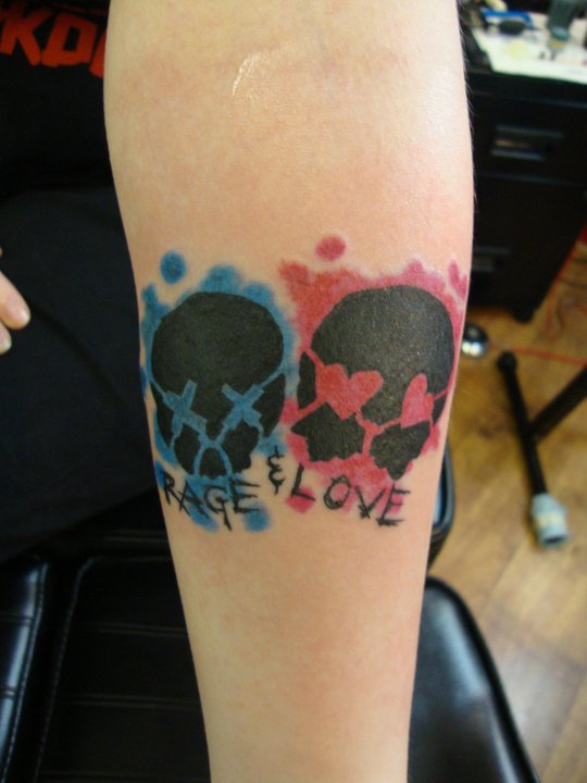 Green Day Tattoos Design Ideas Pictures Gallery