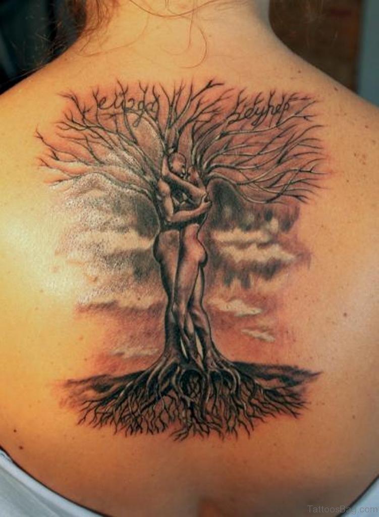 Women Tree Tattoos : women, tattoos, Tattoos