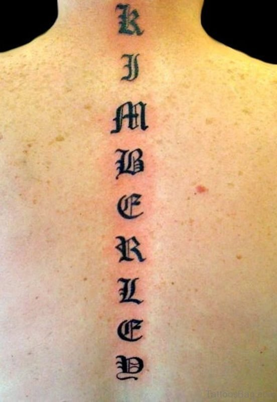 Old English Tattoos : english, tattoos, Beautiful, English, Tattoos
