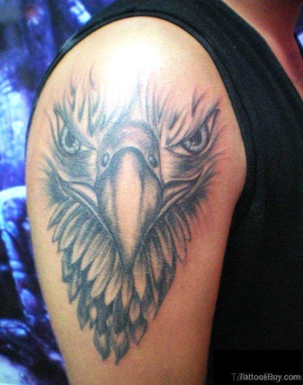 Eagle Tattoos On Shoulder : eagle, tattoos, shoulder, Gorgeous, Eagle, Tattoos, Shoulder