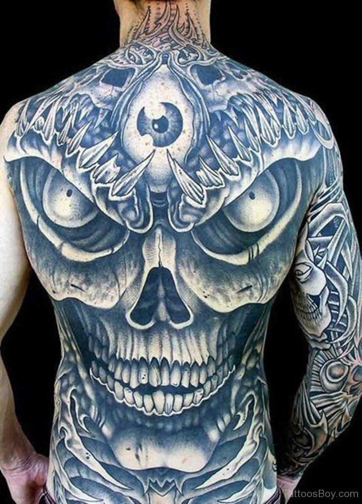 Skull Tattoos  Tattoo Designs, Tattoo Pictures  Page 5