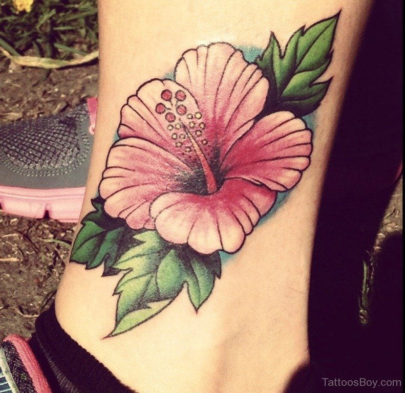 Hibiscus Tattoos  Tattoo Designs, Tattoo Pictures  Page 7