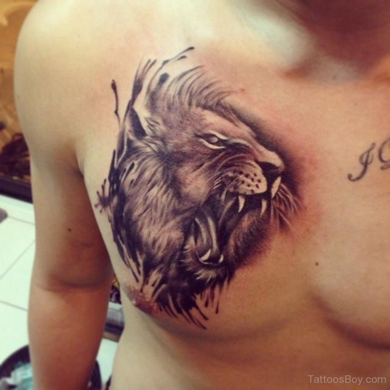 Lion Tattoos  Tattoo Designs, Tattoo Pictures  Page 8