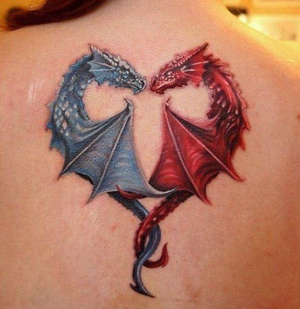 165 dragon tattoo designs