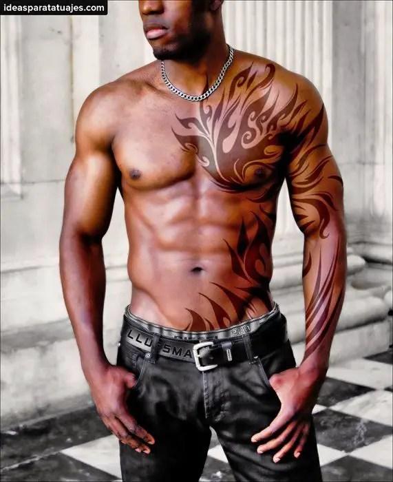 Best Tattoo For Black Skin : tattoo, black, Beautiful, Tattoos, Black, (2021, Trends)