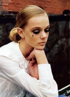 Teardrops Under Eyes : teardrops, under, Teardrop, Tattoo, Mean?, Represent, Symbolism