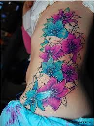 Hawaiian Flower Tattoos Meaning : hawaiian, flower, tattoos, meaning, Hawaiian, Flower, Tattoo, Mean?, Represent, Symbolism