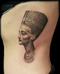 Queen Nefertiti Tattoo Meaning : queen, nefertiti, tattoo, meaning, Queen, Nefertiti, Tattoo, Mean?, Represent, Symbolism