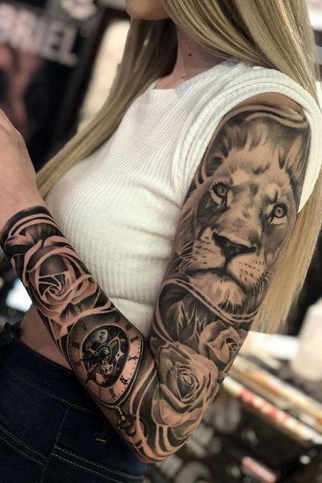 Girls Upper Arm Tattoos : girls, upper, tattoos, Tattoo, Ideas, Women, [2021], Tattoos, Girls