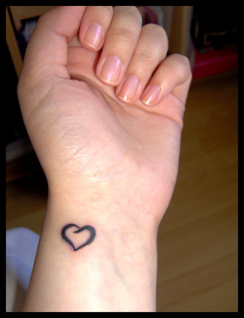 Heart Tattoos Designs, Ideas And Meaning  Tattoos For You