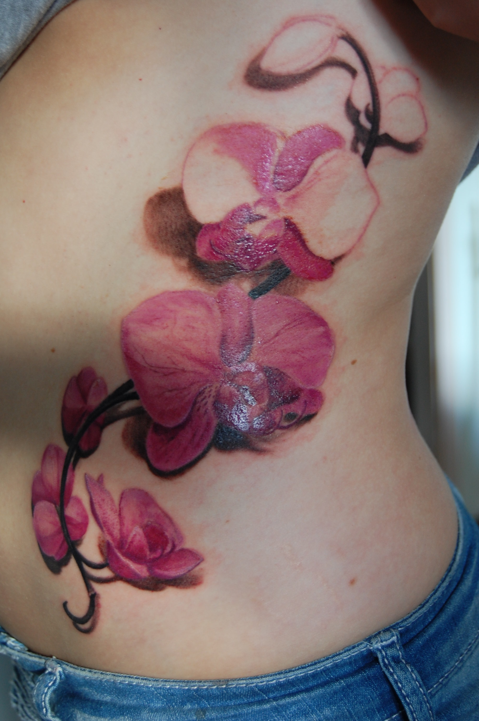 Orchideen Tattoo Orchid Tattoos Designs, Ideas And Meaning | Tattoos For You