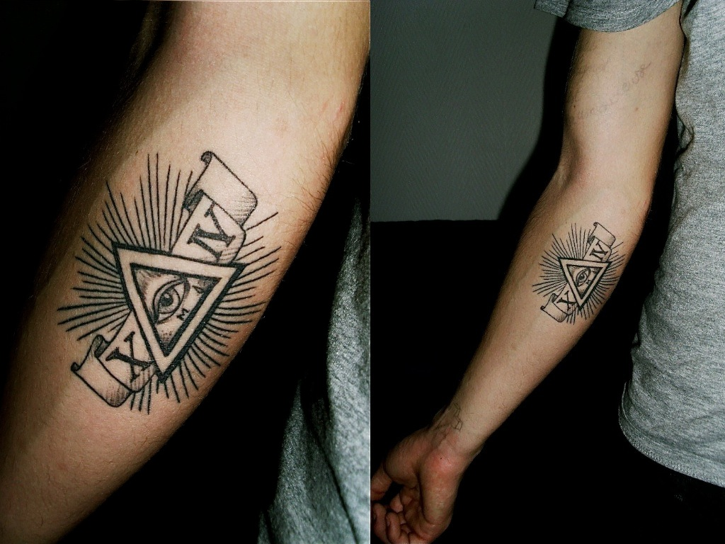 Illuminati Tattoos Designs, Ideas And Meaning Tattoos