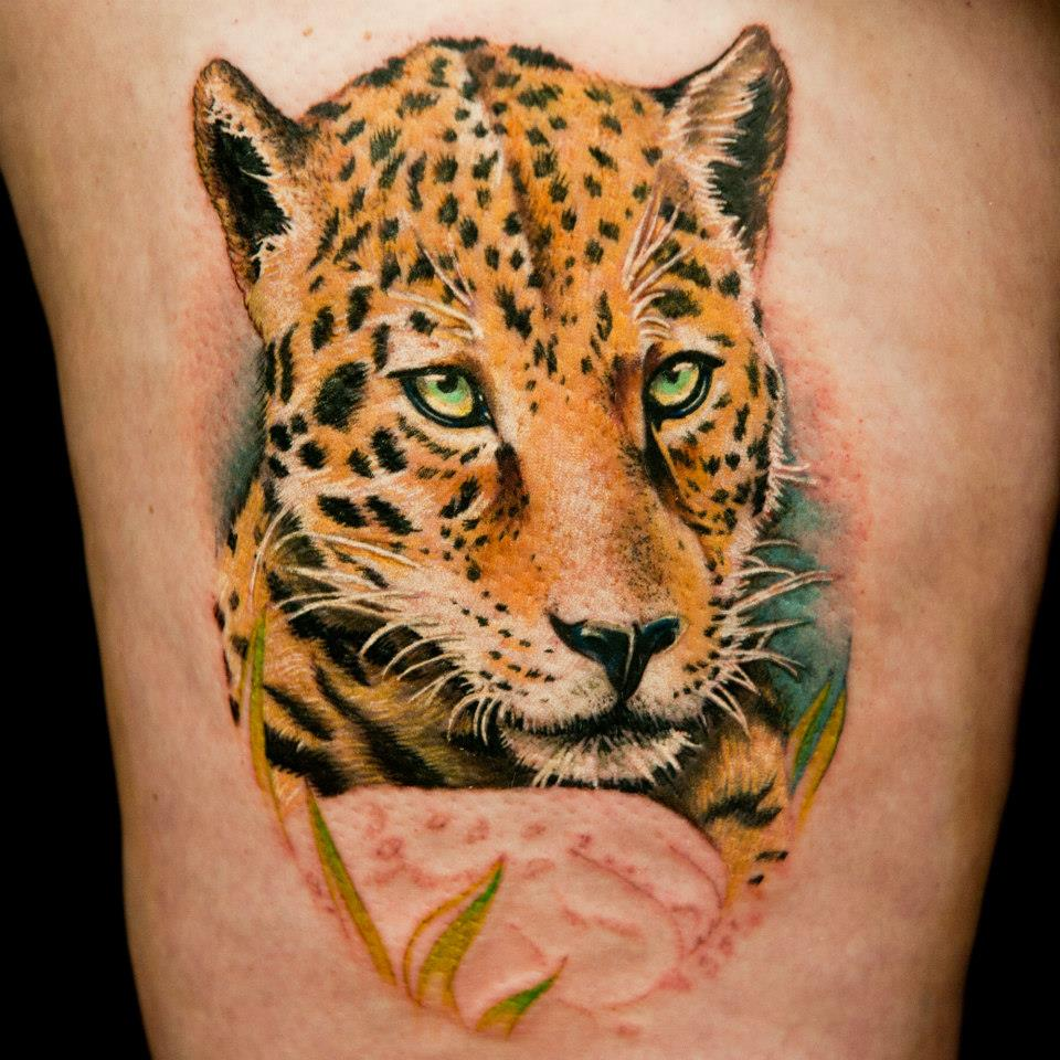 Leopard Tattoos Designs, Ideas And Meaning  Tattoos For You