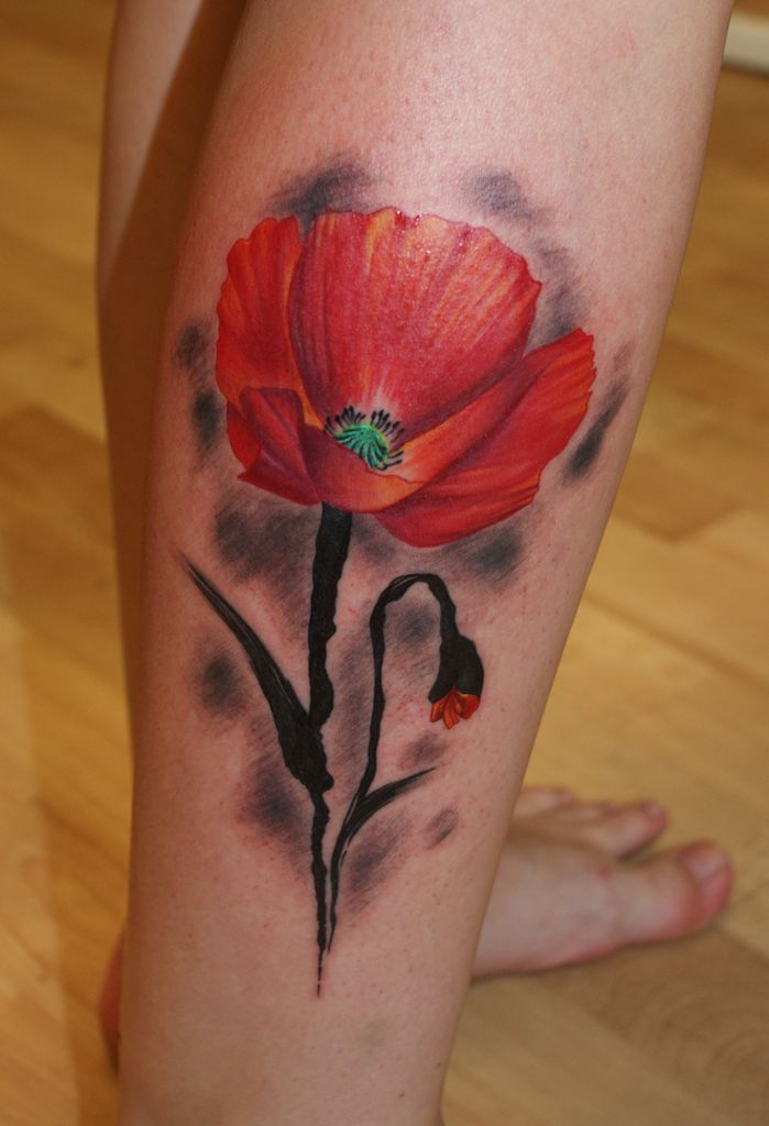 Poppy Tattoos Designs, Ideas And Meaning  Tattoos For You