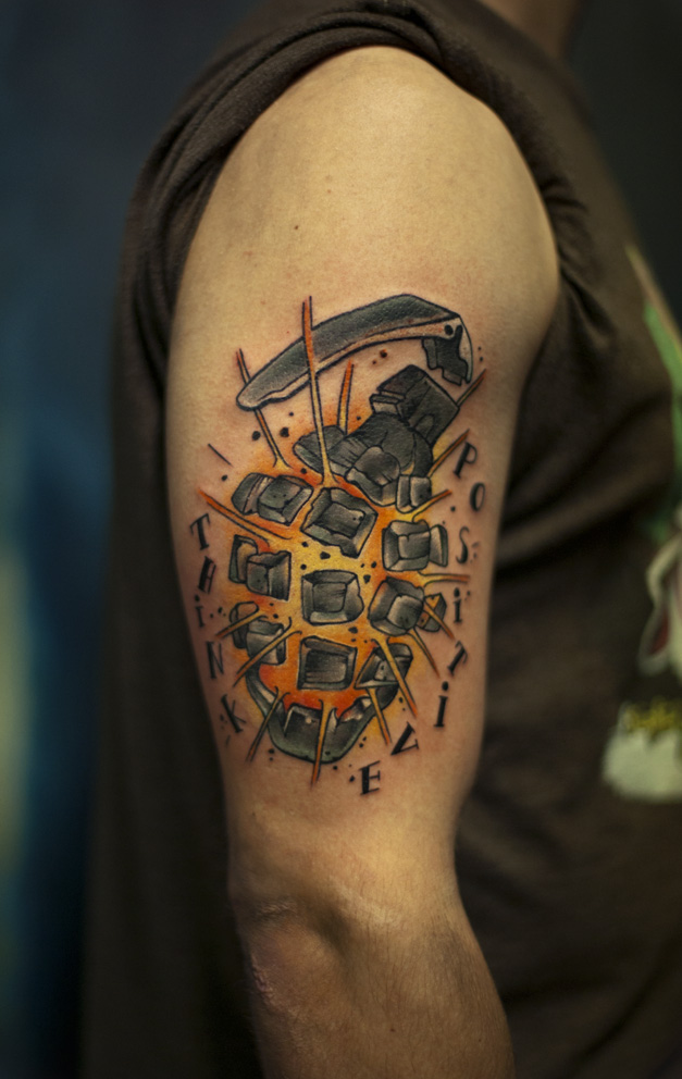 Grenade Tattoos Designs, Ideas And Meaning  Tattoos For You
