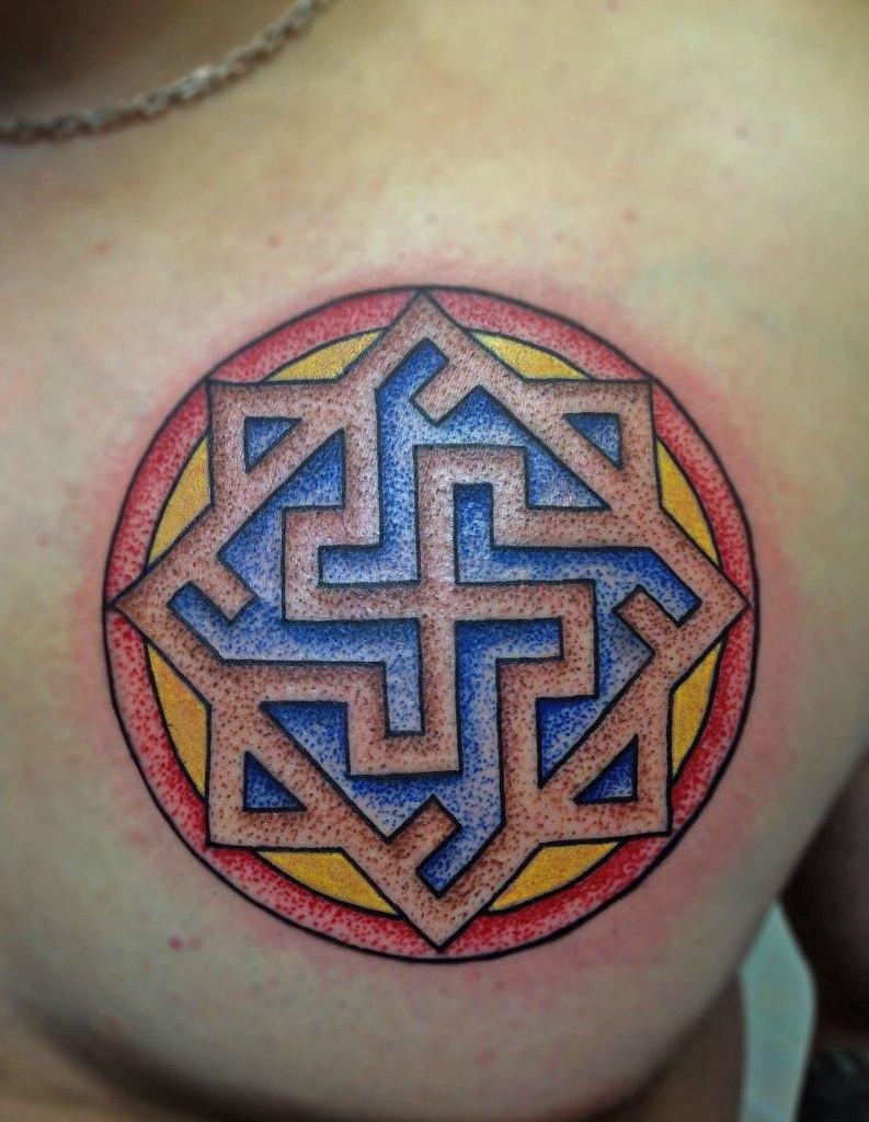 славянская символика тату славянские талисманы тату эскизы и их