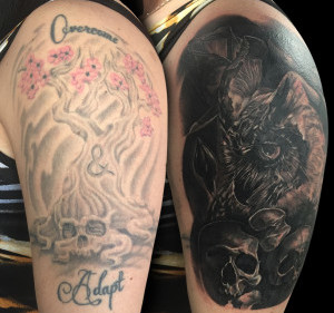 20 Bear Forearm Tattoos Cover Up Ideas And Designs