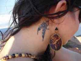 Best ear tattoos designs ideas pics images