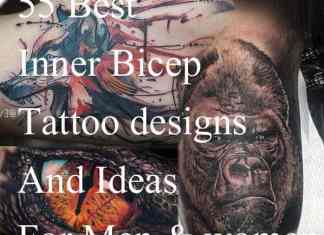 Best-inner-bicep-tattoo-designs