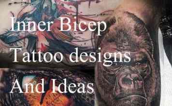 Best-inner-bicep-tattoo-designs