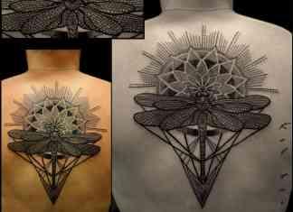 Dragonfly tattoos designs ideas best awesome men women