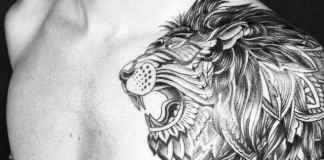 Lion tattoos designs ideas men women best