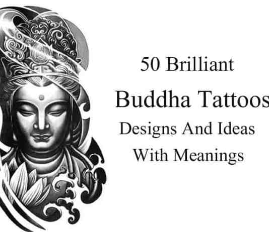 buddha tattoos designs and ideas for men women