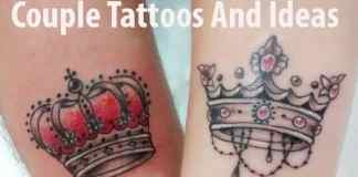 Best couple tattoo ideas designs