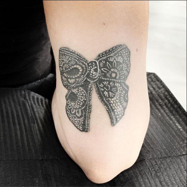 bow tattoo designs