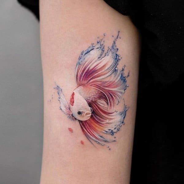 cool fish tattoos