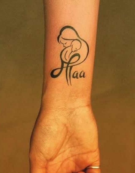 Best Tattoo Maa Paa
