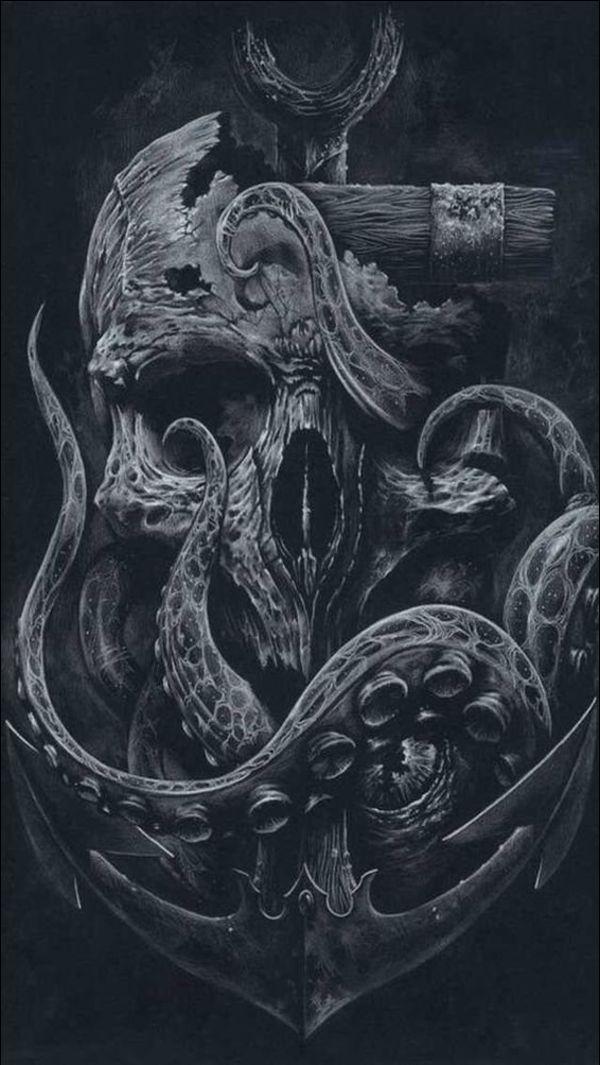 pics of octopus tattoos