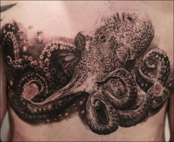 meaning of octopus tattoos