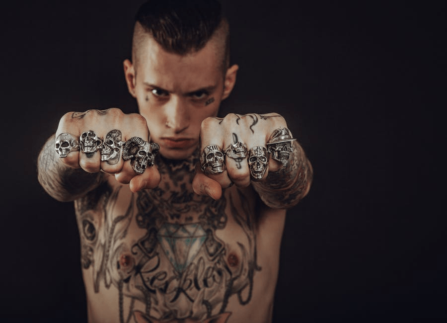 Marked for Life: Tattoos and Gangs – Tattoo Splendor