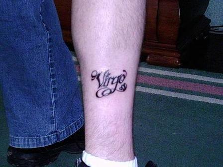 Virgo At Es Tattoos Tatuajes Tatouages