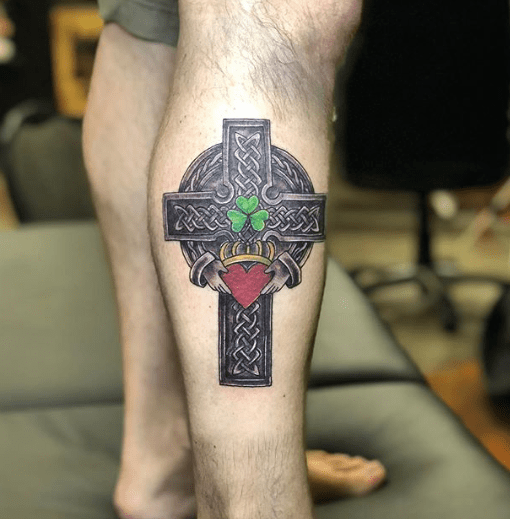 Awesome Irish Tattoos To Celebrate Your Celtic Heritage Tattoo Stylist
