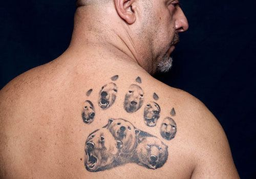 Celtic Bear Claw Tattoo Meaning