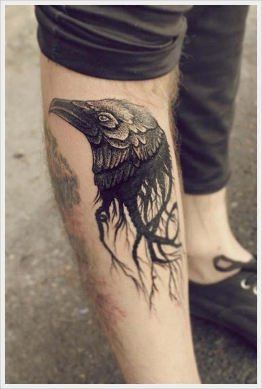 Best Mens Thigh Tattoos