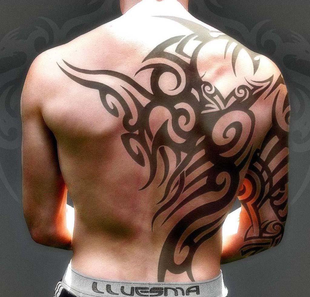 Blog Z Tatuażami Tribal Galeria Z Tatuażama Znajdz Swój