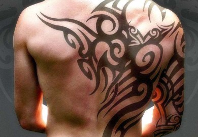 Unique Lower Back Tattoo Designs