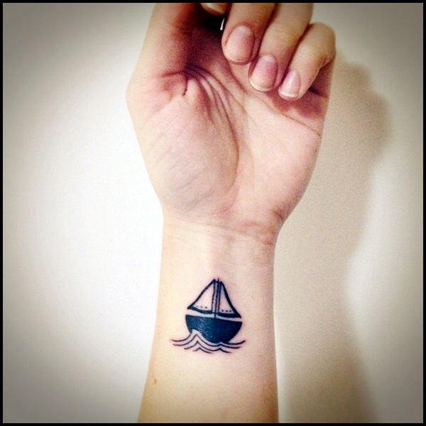 Simple Hand Small Tattoo Designs
