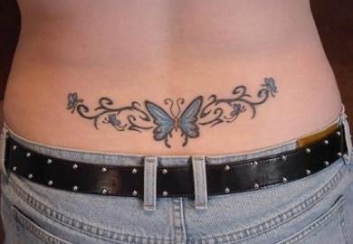 Best Lower Back Tattoos For Girls