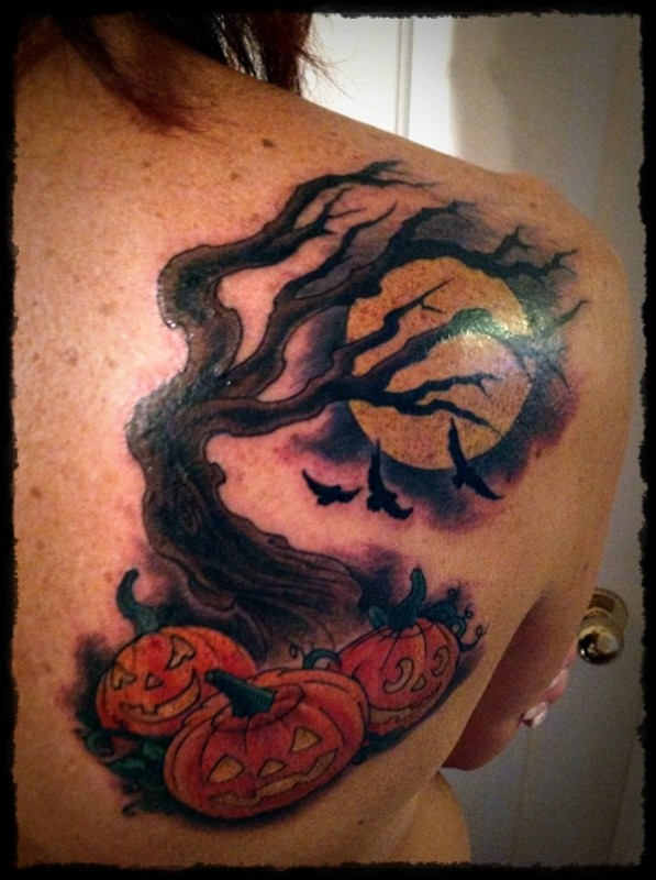 We may earn a commission through links on our site. 30 Halloween Tattoo Designs
