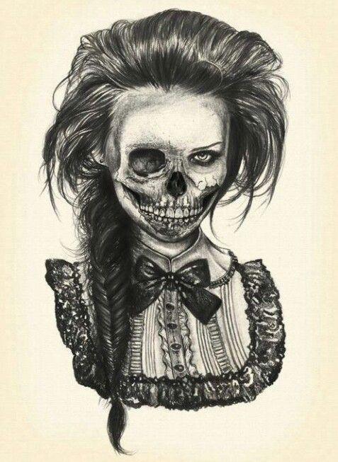 Horror Tattoos Designs : horror, tattoos, designs, Horror, Tattoos