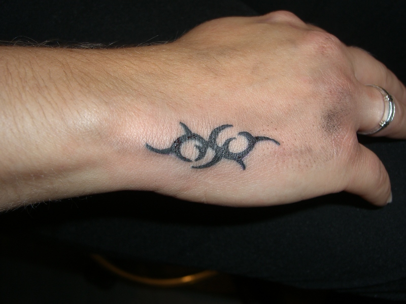 Hand Tattoo Images For Man
