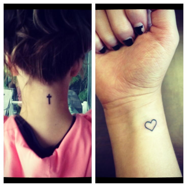 Small Religious Tattoos For Girls