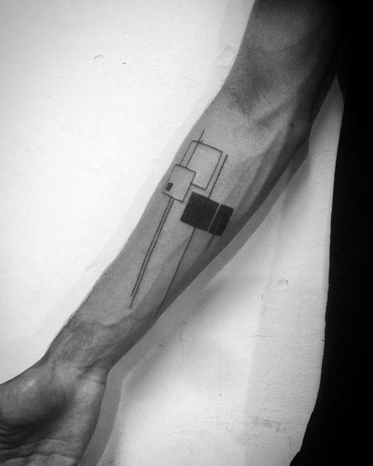 Geometric Minimalist Tattoo Designs