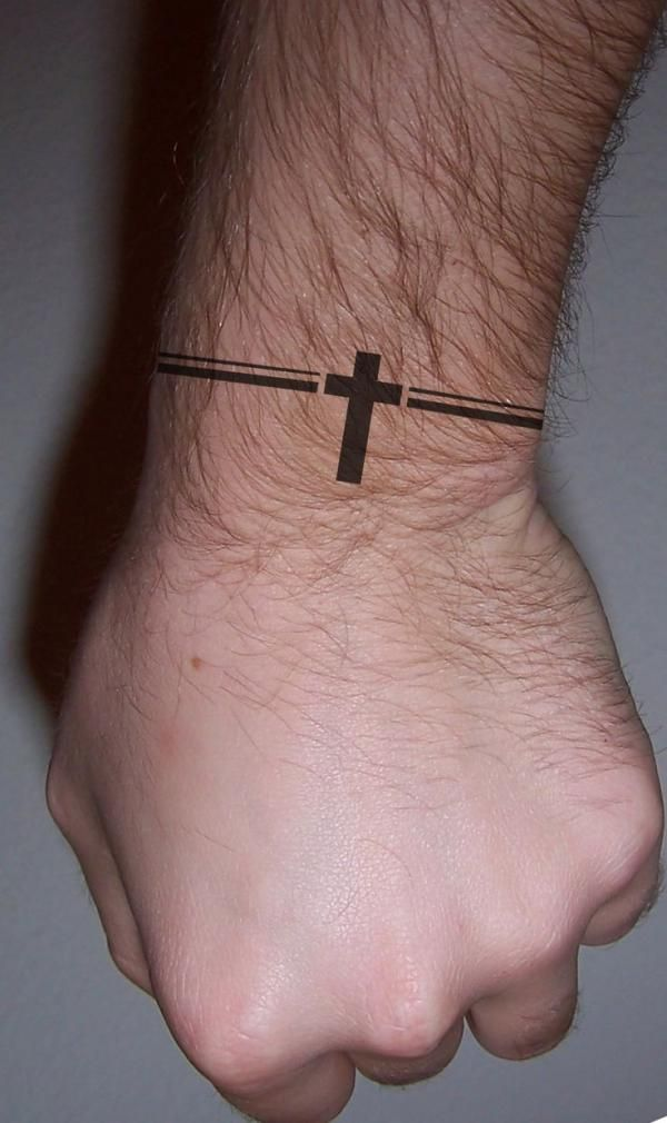 Simple Small Neck Tattoos For Men