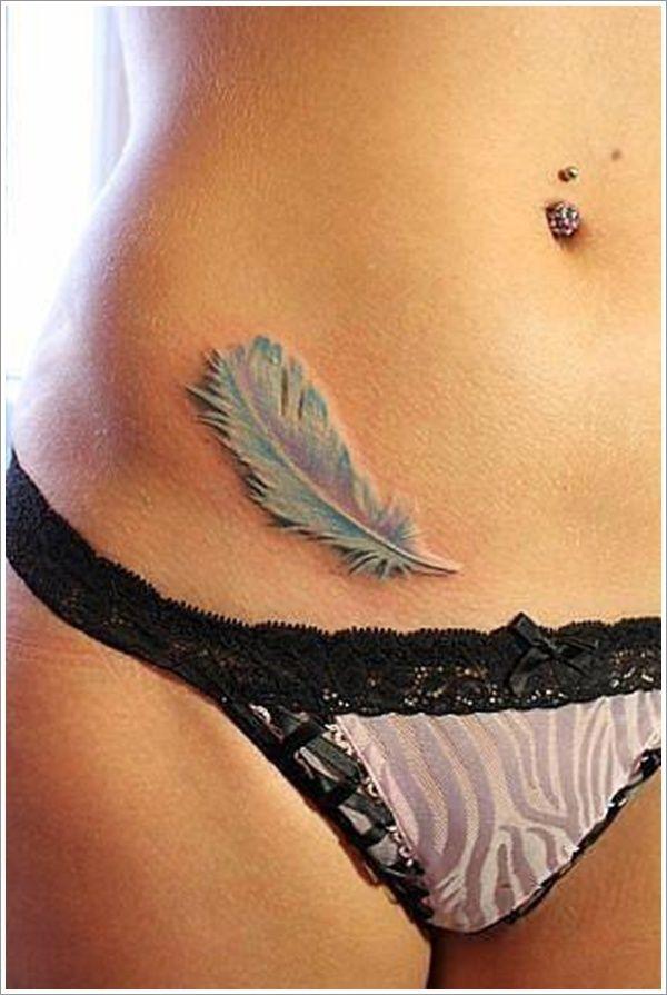 Stomach Tattoo Ideas For Women